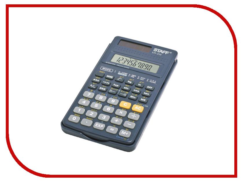 Калькулятор STAFF STF-310