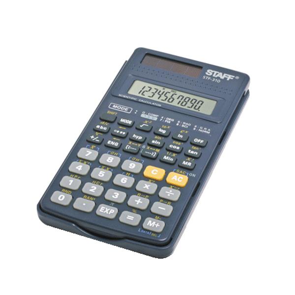Калькулятор Staff STF-310 канцелярия staff калькулятор карманный stf 6238