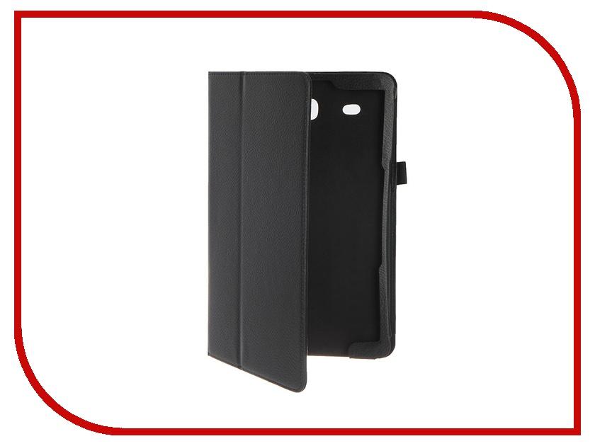 Аксессуар Чехол Palmexx for Samsung Galaxy Tab E 9.6 SM-T561N Smartslim иск. кожа Black