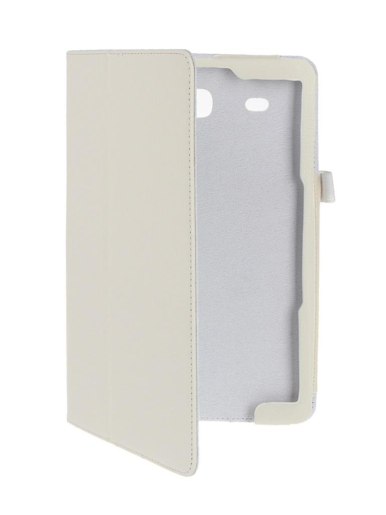 Чехол Palmexx for Samsung Galaxy Tab E 9.6 SM-T561N Smartslim иск. кожа White