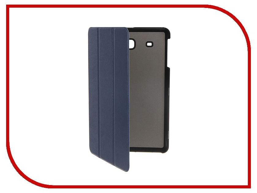 Аксессуар Чехол Palmexx for Samsung Galaxy Tab E 9.6 SM-T561N Smartbook иск. кожа Blue