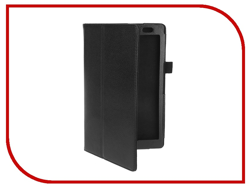 Фото Аксессуар Чехол ASUS ZenPad 8.0 Z380CX Palmexx Smartslim иск. кожа Black PX/STC ASU Z380 BLACK