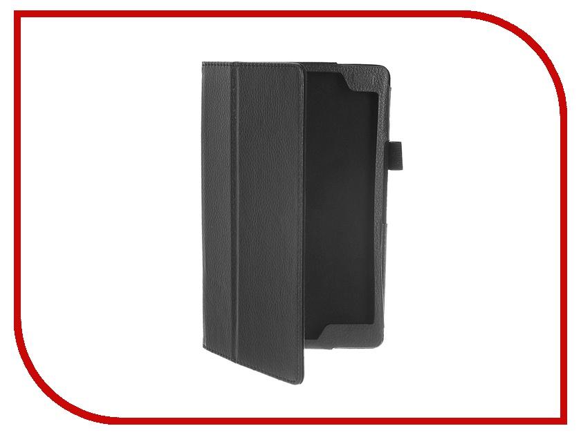 Аксессуар Чехол ASUS ZenPad 7.0 Z370C Palmexx Smartslim иск. кожа Black PX/STC ASU Z370 BLACK