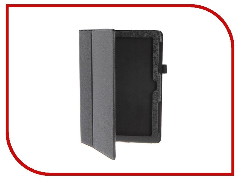 Аксессуар Чехол ASUS ZenPad 10 Z300C Palmexx Smartslim иск. кожа Black PX/STC ASU Z300 BLACK