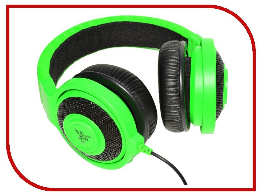 Гарнитура Razer Kraken Pro Green RZ-00870100-R3M1<br>