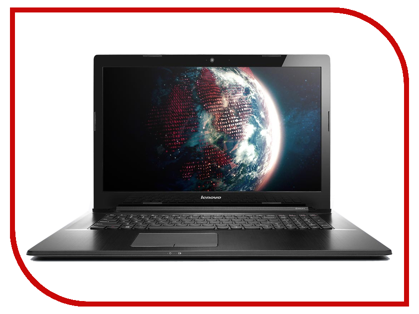 Ноутбук Lenovo IdeaPad G7080 Black 80FF00DVRK Intel Core i7-5500U 2.4 GHz/4096Mb/500Gb/DVD-RW/nVidia GeForce 920M 2048Mb/Wi-Fi/Bluetooth/Cam/17.3/1600x900/Windows 10 64-bit 324152<br>