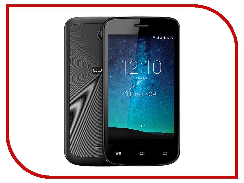 Сотовый телефон Qumo Quest 409 Black<br>