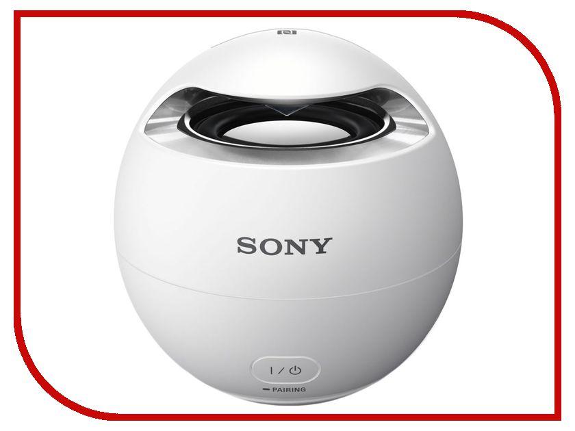 Колонка Sony SRS-X1 White<br>