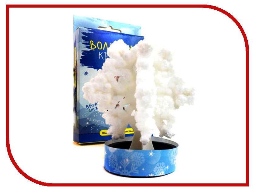 Набор для выращивания кристаллов Bumbaram Снежинка CD-124