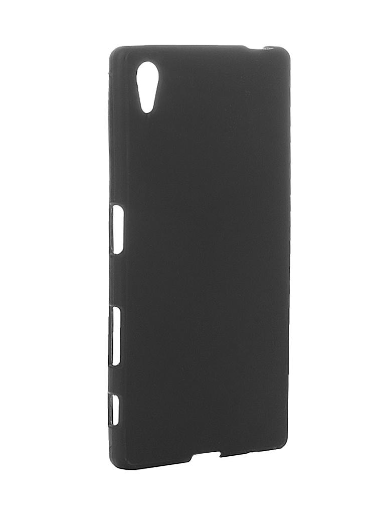 Аксессуар Чехол Sony E5823 Xperia Z5 Compact Activ Black Mat 52748<br>