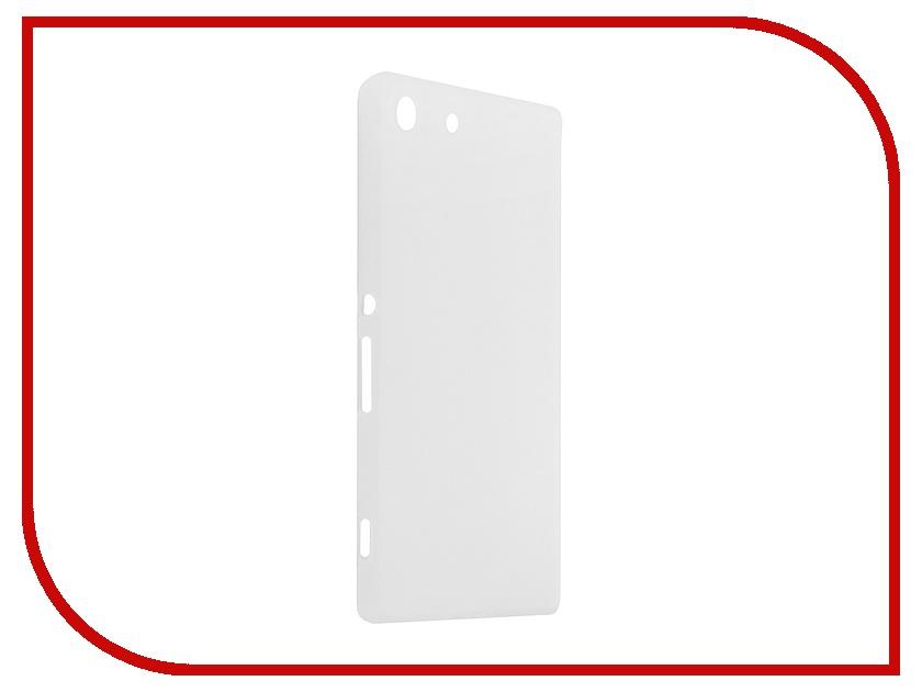 Аксессуар Чехол Sony Xperia M5 Activ White Mat 52754