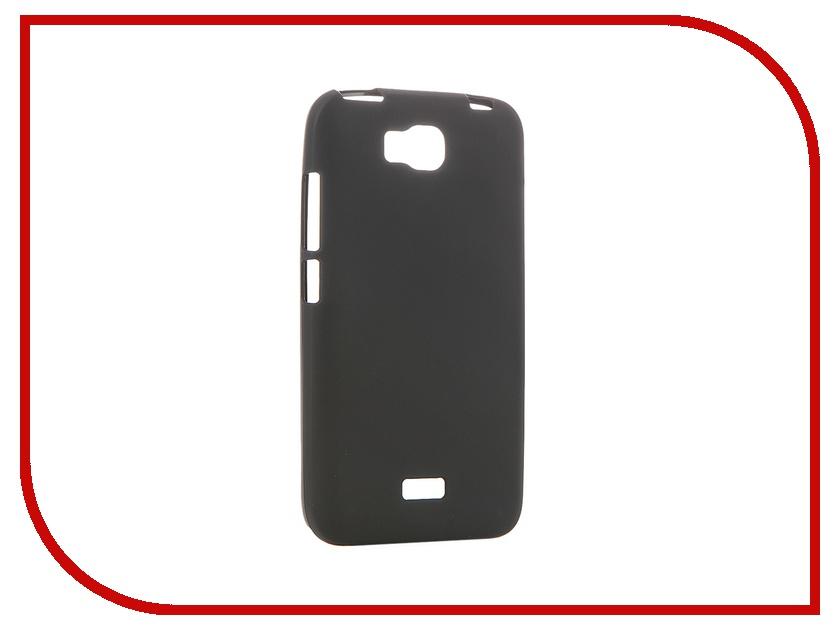 Аксессуар Чехол Huawei Ascend Y5C Activ Black Mat 52441<br>