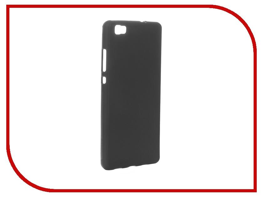 Аксессуар Чехол Huawei Ascend P8 Lite Activ Black Mat 52758