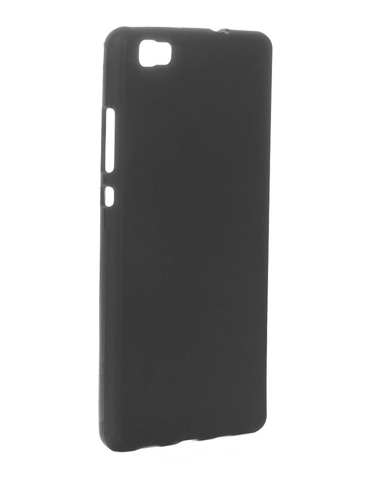 Аксессуар Чехол Huawei Ascend P8 Lite Activ Black Mat 52758<br>