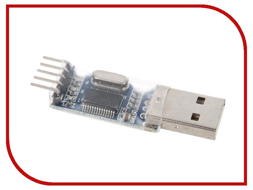 Игрушка Конструктор Радио КИТ RC023 USB - COM RS232 PL-2303HX - переходник<br>