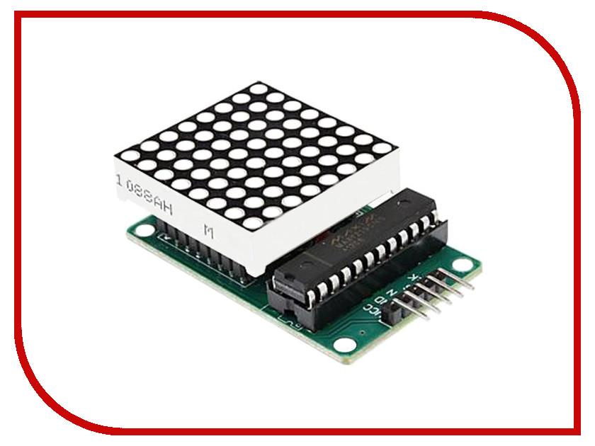 Игрушка Конструктор Радио КИТ RL003 - LED-матрица 8x8<br>
