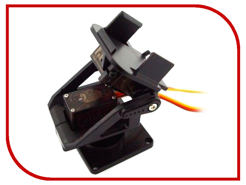 Конструктор Кронштейн для сервопривода SG90 / MG90 / T1211 Радио КИТ RM001 конструктор блок гальванической развязки для программатора avr isp радио кит rc230