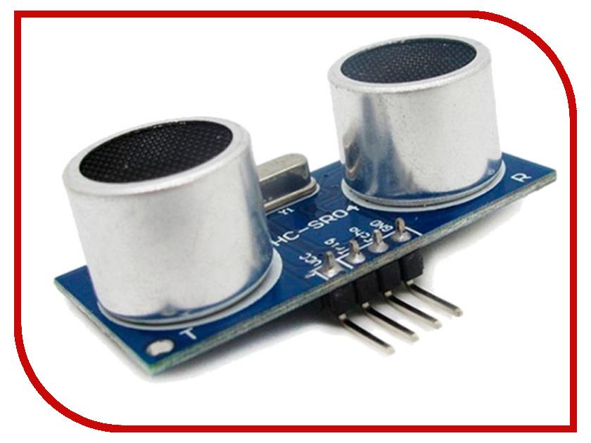 Конструктор Ультразвуковой датчик Радио КИТ HC-SR04 RA011 для Arduino