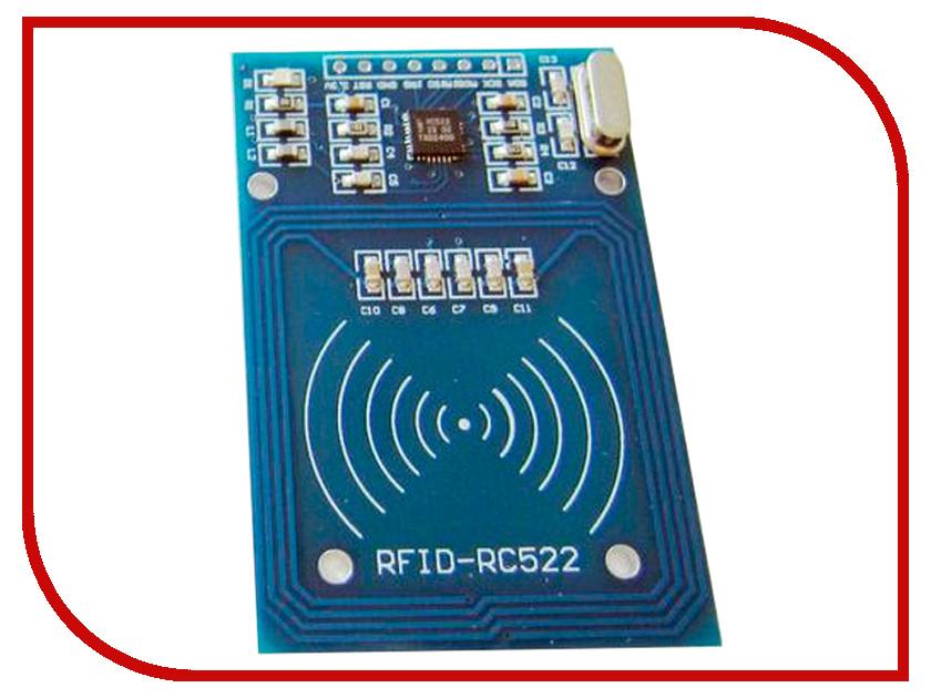 Конструктор Конструктор Радио КИТ RA021 - модуль чтения и записи бесконтактных RFID карт конструктор модуль маломощных ключей радио кит rs280b 1m