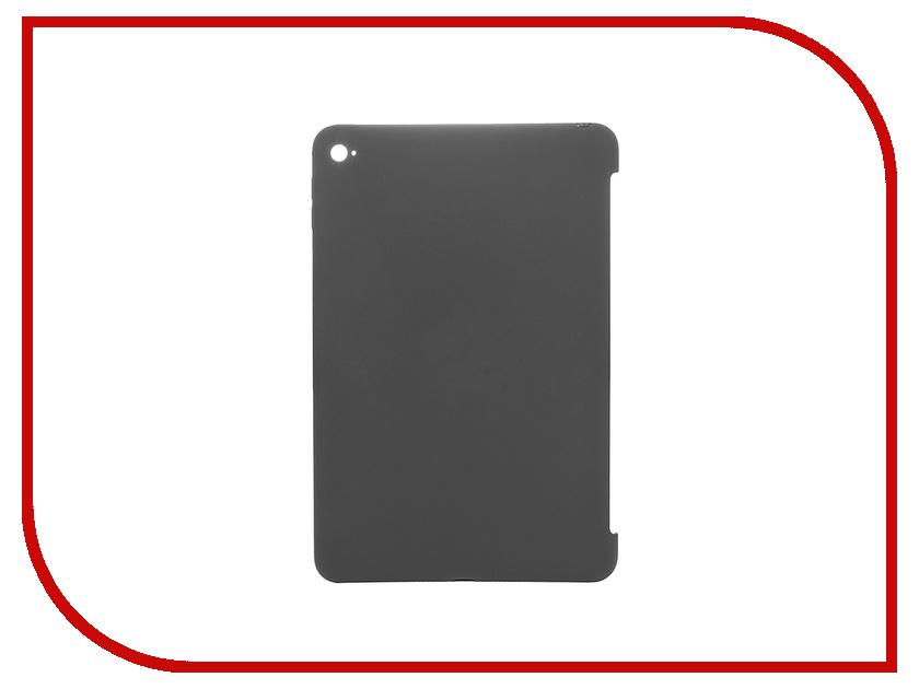 Аксессуар Чехол APPLE iPad mini 4 Silicone Case Charcoal Gray MKLK2ZM/A<br>
