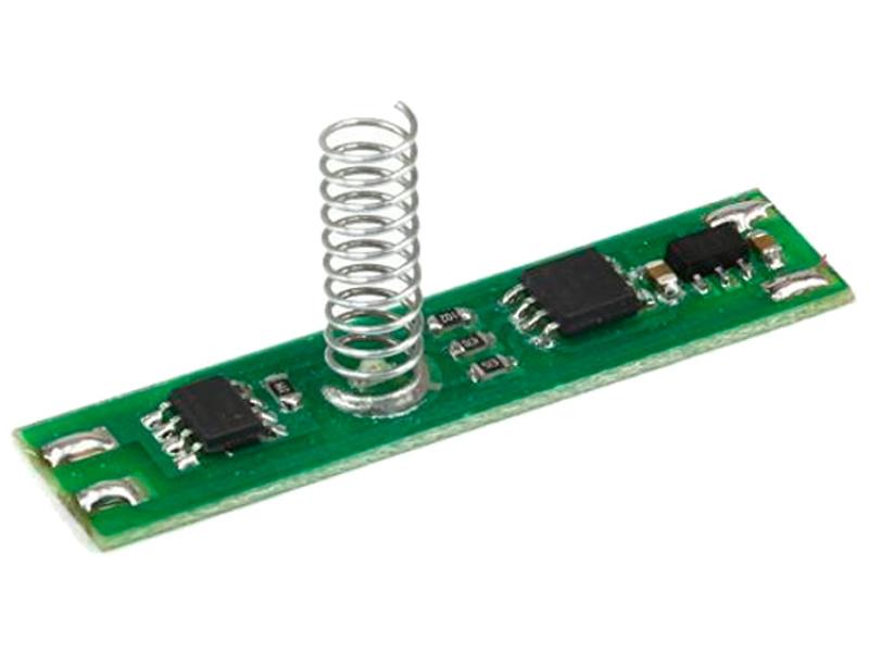 Конструктор Радио КИТ Сенсорный выключатель с диммером RA296M