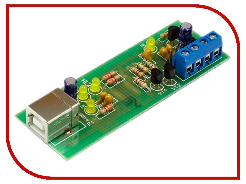 Конструктор Радио КИТ RAM226M - USB K-L-line адаптер конструктор модуль радио кит rf017