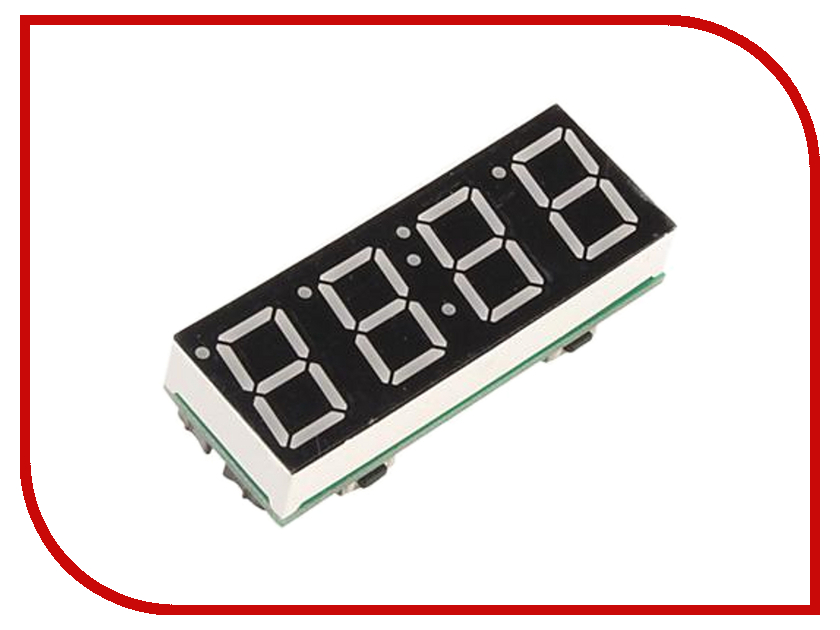Игрушка Конструктор Радио КИТ RC008 - модуль часов реального времени<br>