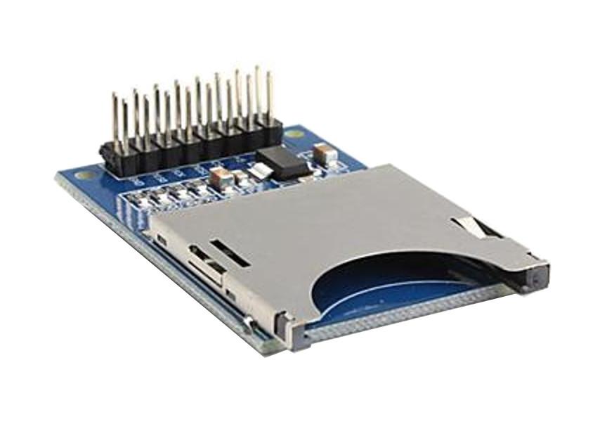 Конструктор Радио КИТ RC005 - модуль для чтения SD Flash карт