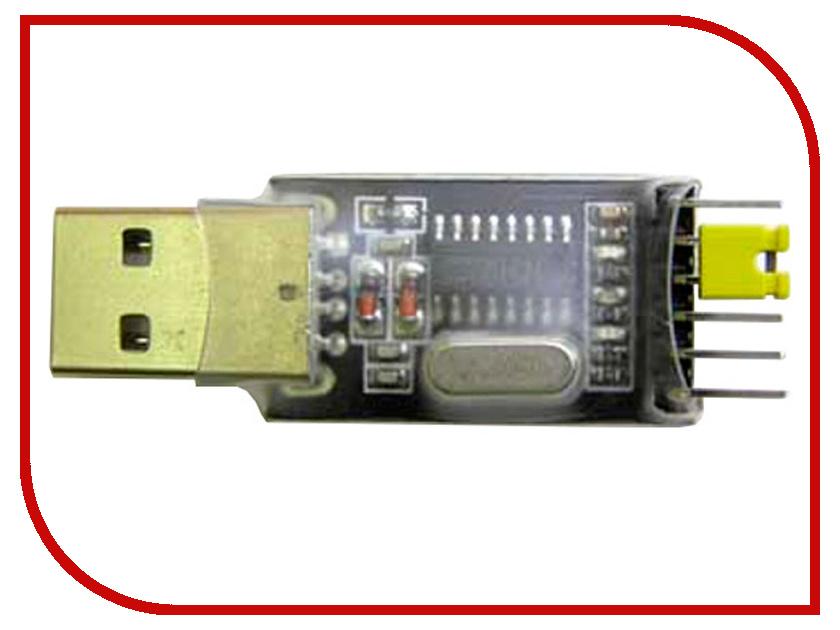 Конструктор Переходник USB - COM (TTL) Радио КИТ KIT-CH340G-1 RC026 конструктор конструктор забияка морской кит 1305720