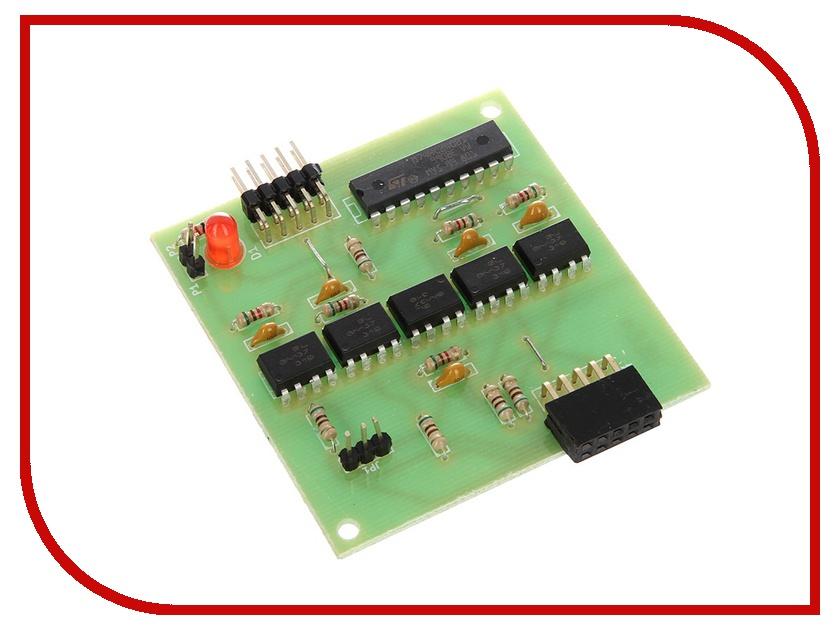 Игрушка Конструктор Радио КИТ RC230M - блок гальванической развязки для программатора AVR ISP<br>
