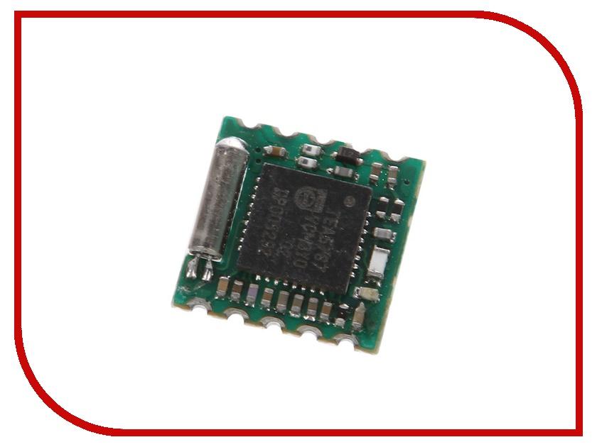 Игрушка Конструктор Радио КИТ RF003 - модуль FM радио на микросхеме
