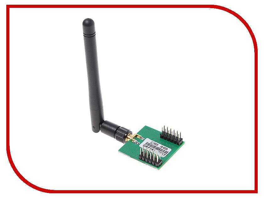 Игрушка Конструктор Радио КИТ RF010 - Zigbee модуль DRF1605H с антенной<br>