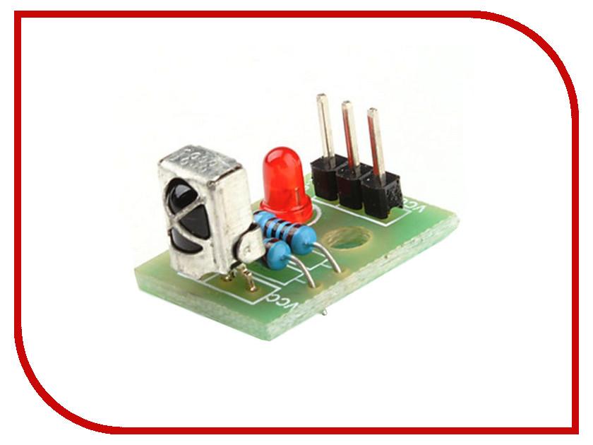 Игрушка Конструктор Радио КИТ RF014 - приёмник ИК пульта