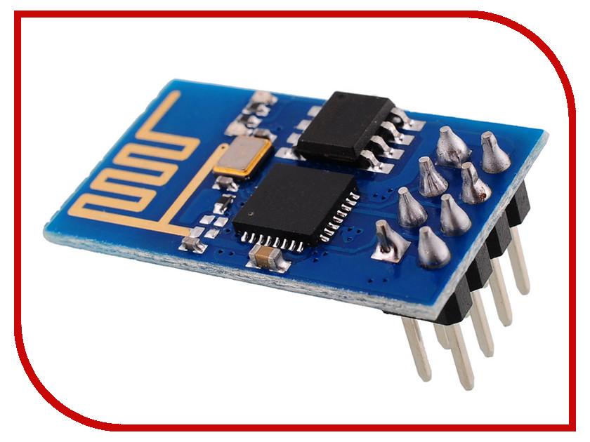 Конструктор Радио КИТ Wi-Fi модуль ESP8266 ESP-01 RF016 модуль board новая версия разработка wifi на основе веб сервер esp8266