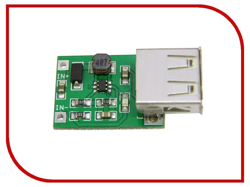Игрушка Конструктор Радио КИТ PJ3400 RP003 - повышающий преобразователь напряжения