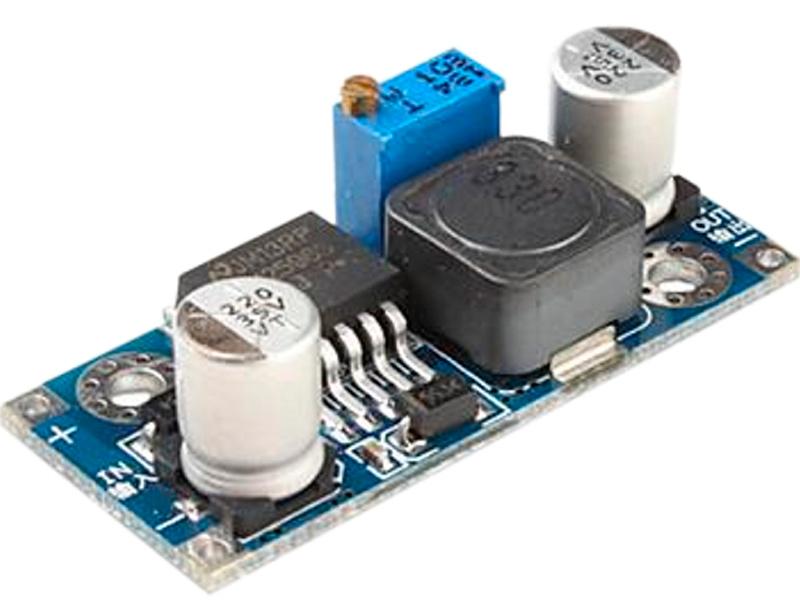 Конструктор Радио КИТ Стабилизатор напряжения RP004