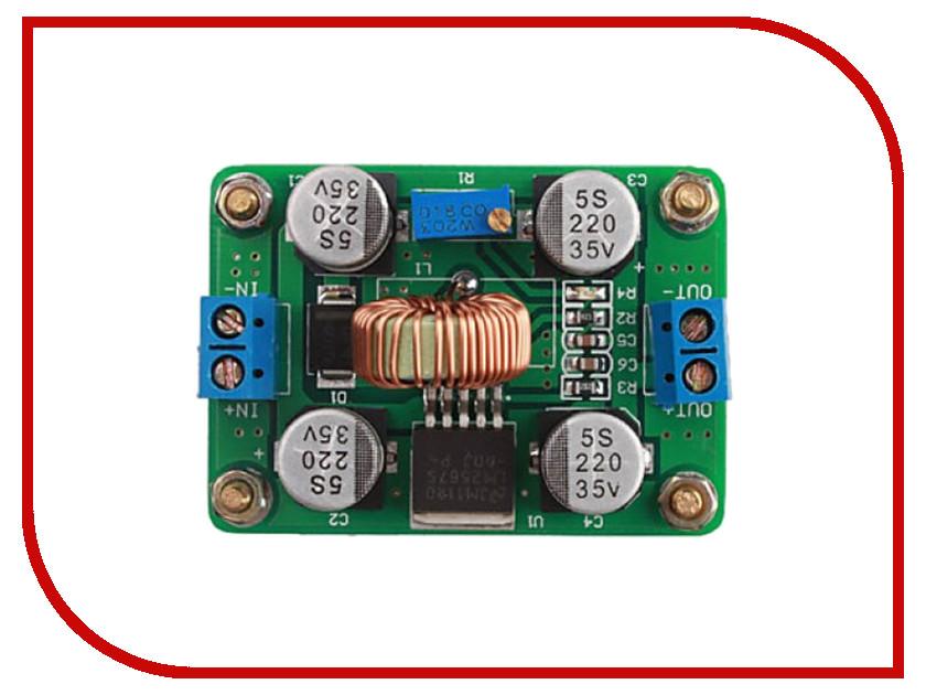 Регулируемый преобразователь напряжения Радио КИТ LM2587 RP005 - повышающий DC-DC<br>