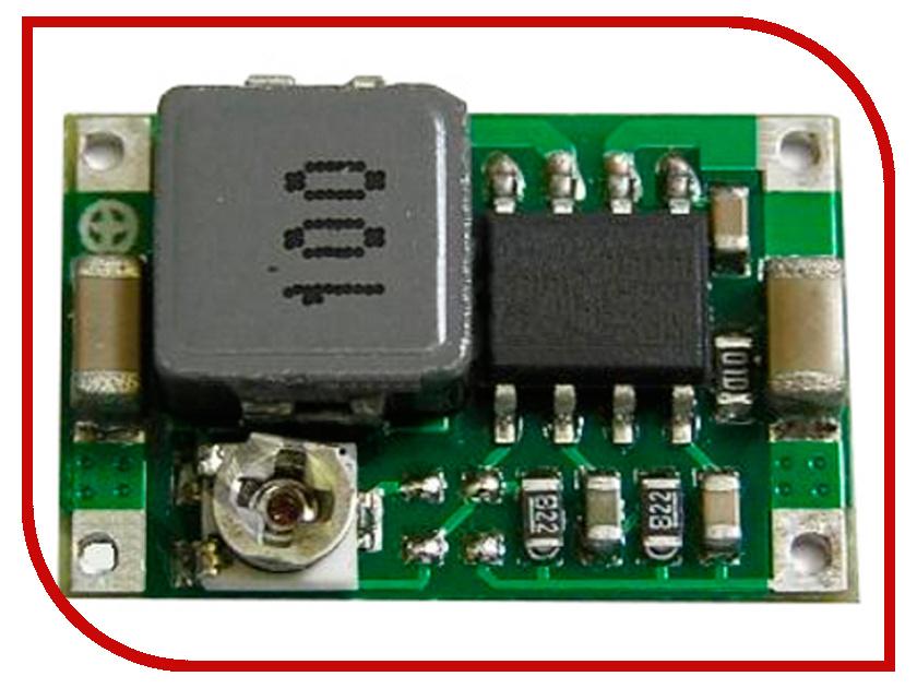 Конструктор Радио КИТ Понижающий преобразователь напряжения RP008 мастер кит электронный конструктор оптоэлектроника