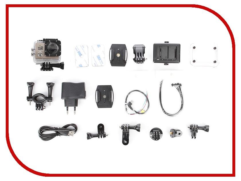 Экшн-камера Activ Sports 4000 Gold 51669 экшн камера activ 5000 hd white 55462