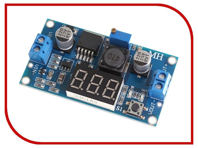 Игрушка Радио КИТ RP012 - понижающий DC-DC преобразователь напряжения