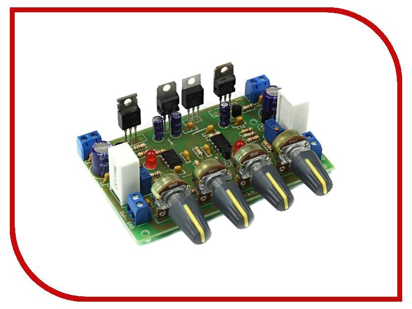 Блок питания Радио КИТ RP234M двухполярный