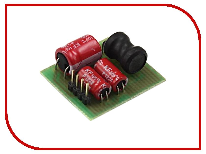 Игрушка Конструктор Радио КИТ RP236M - регулируемый инвертирующий DC-DC преобразователь<br>