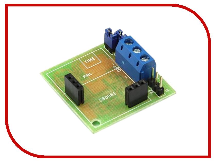 Модуль Радио КИТ RP270M полупроводниковый плавного включения нагрузки для RA264M и RA265M<br>