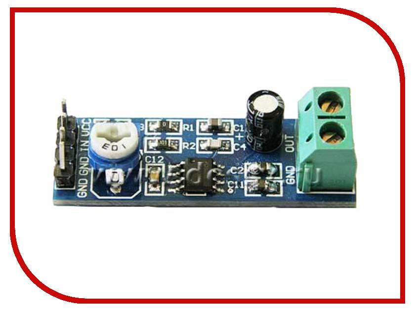 Игрушка Конструктор Радио КИТ STR992 RS002 - миниатюрный одноканальный усилитель НЧ<br>