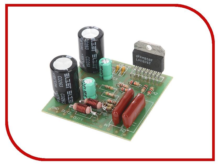 Игрушка Конструктор Радио КИТ RS117M - высококачественный усилитель мощности<br>