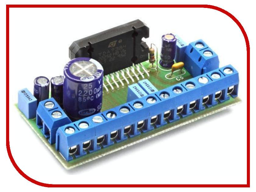 Конструктор УНЧ Радио КИТ RS215AM - четырёхканальный 4х35 Вт конструктор унч радио кит rs144 0 7 вт