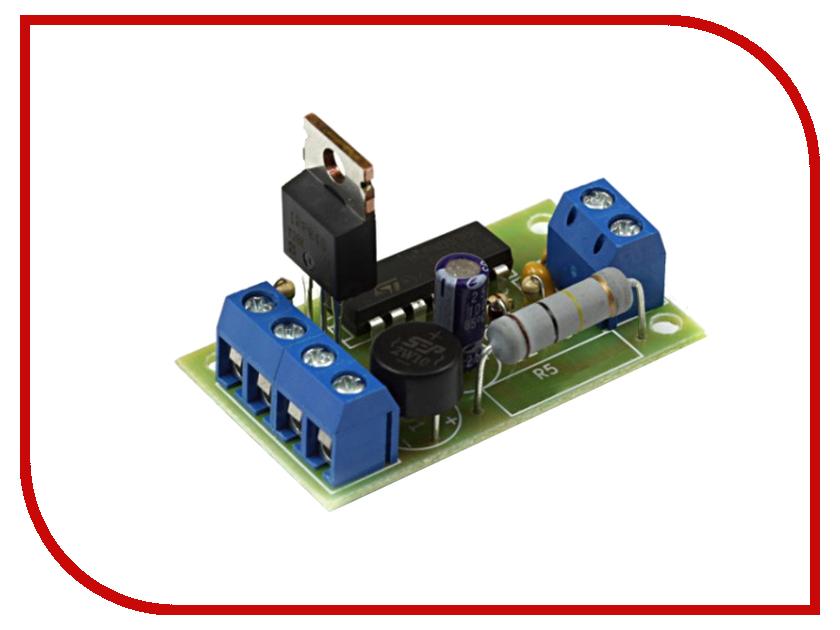 Конструктор Конструктор Радио КИТ RA250 - многокнопочный выключатель света конструктор стереоусилитель радио кит rs020 класса d