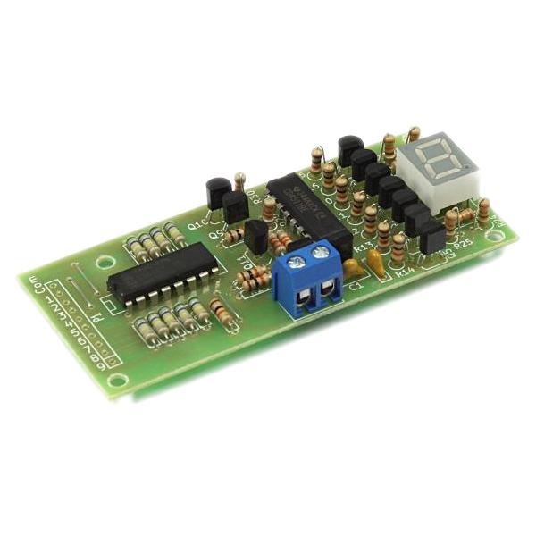 Конструктор Радио КИТ RA254 - цифровой индикатор уровня жидкости