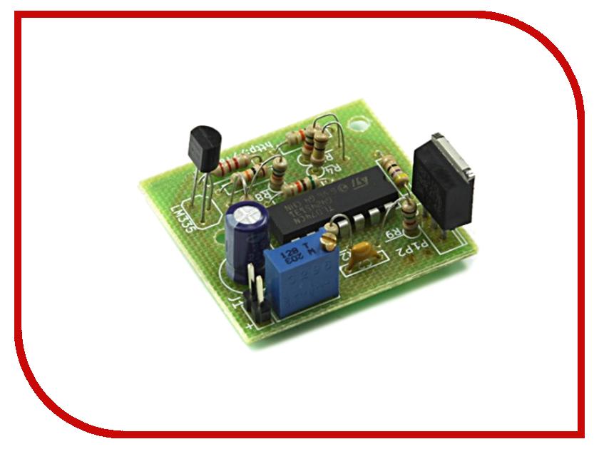Игрушка Конструктор Радио КИТ RA261 - автоматический регулятор скорости вентиляторов ПК<br>