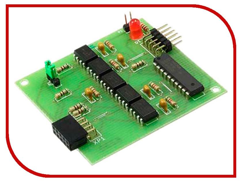 Игрушка Конструктор Радио КИТ RC230 - блок гальванической развязки для программатора AVR ISP<br>